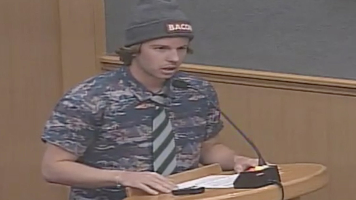 Two Surfer Bros Crash a California City Council Meeting to Request a 12-Foot-Tall Statue of Paul Walker