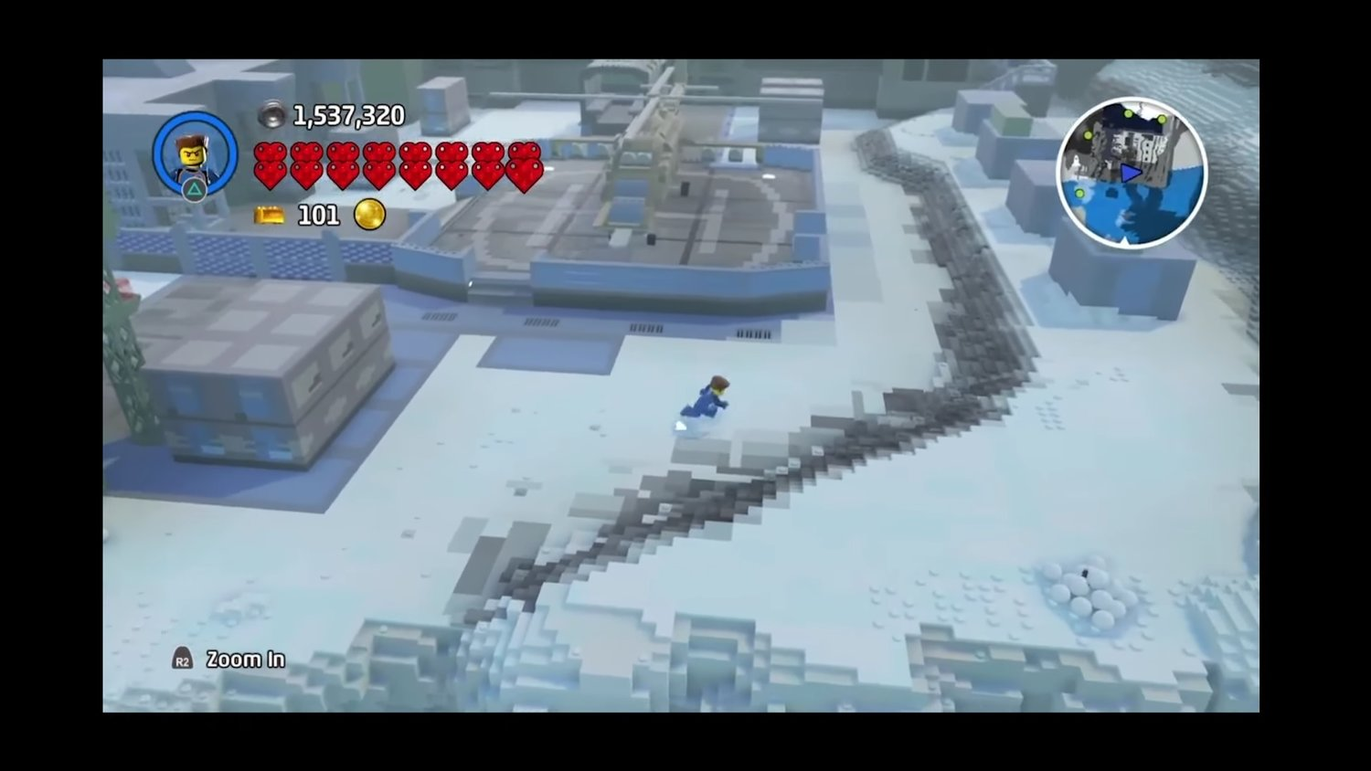 Someone Recreated METAL GEAR SOLID in LEGO WORLDS