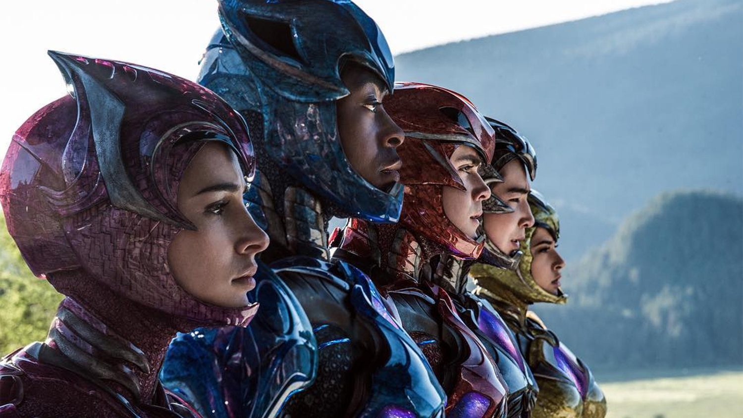 The POWER RANGERS Cast Wants the Green Ranger to Be a Girl