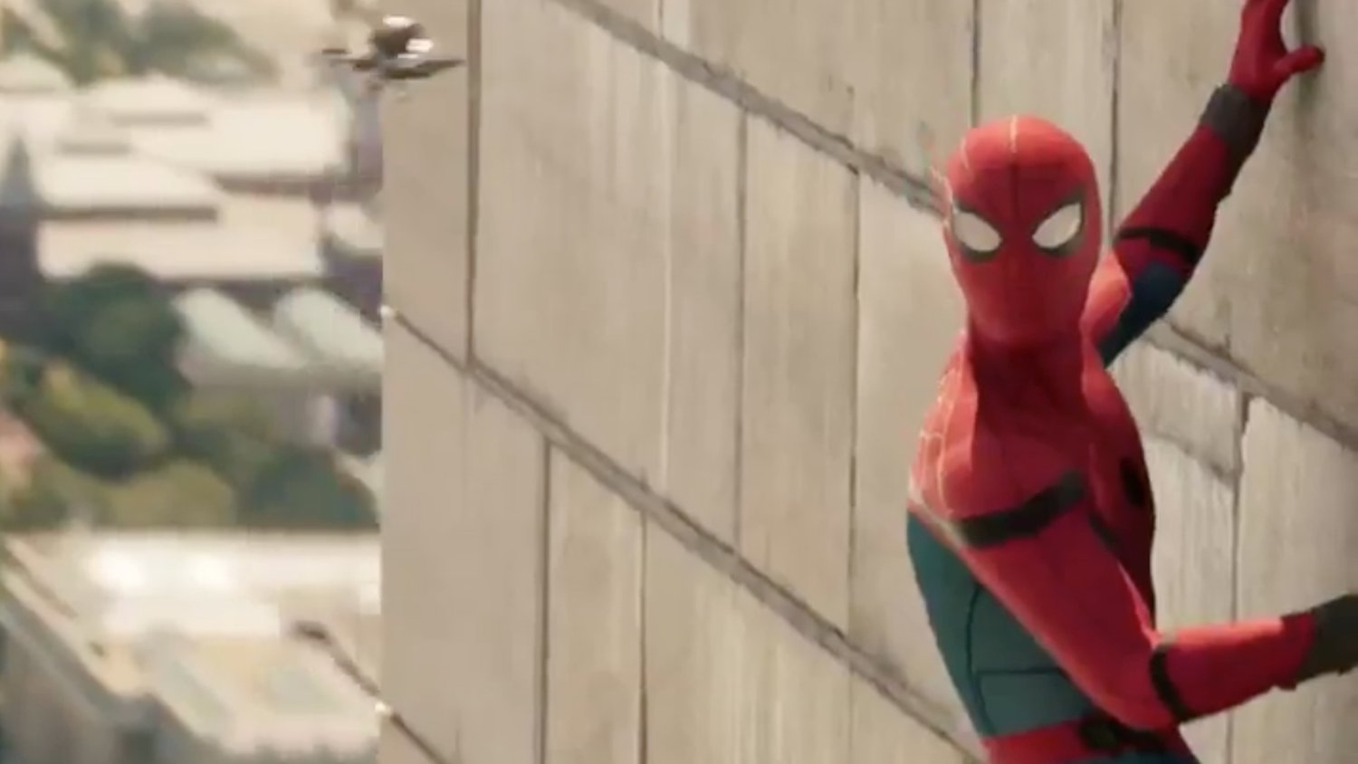 New SPIDER-MAN: HOMECOMING Teaser Features the