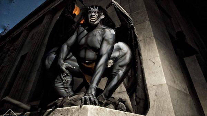 Wicked Cool Goliath Cosplay From Disney's GARGOYLES