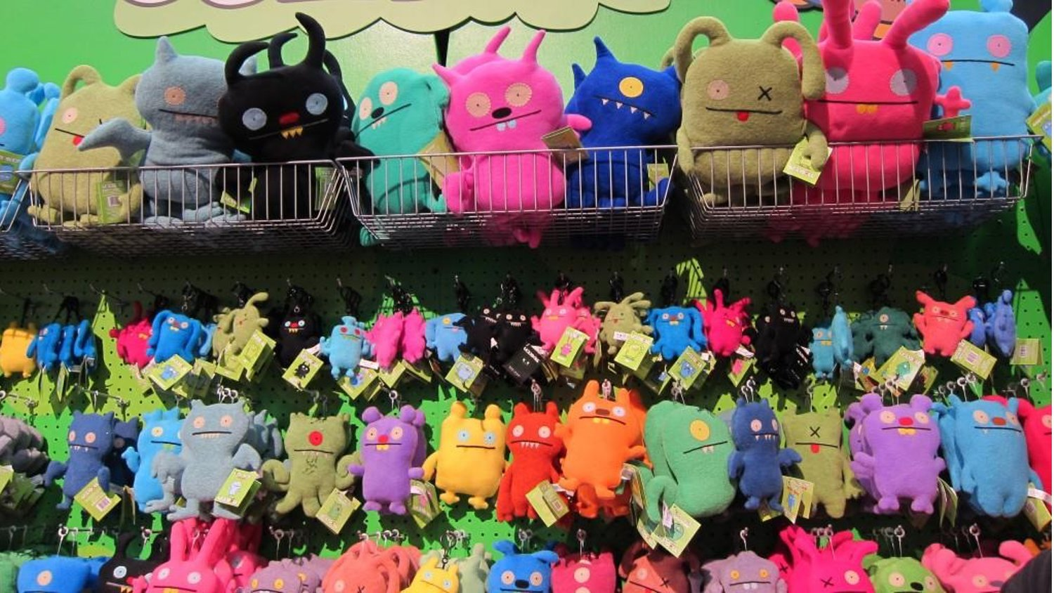 Robert Rodriguez Is Set to Direct an Animated Film Based on the Toy Line UGLY DOLLS
