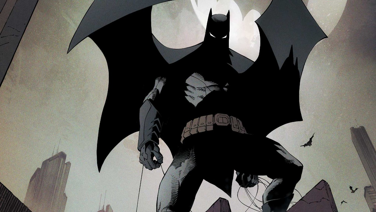 Video: Check Out BATMAN'S First Appearance In Comics