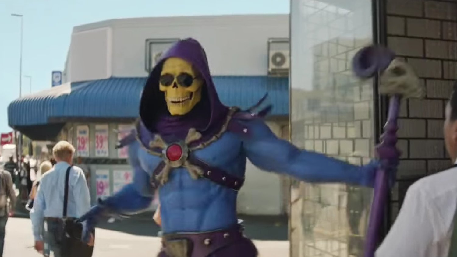 This Sexy Skeletor Commercial Is the Best Thing I've Seen in Awhile