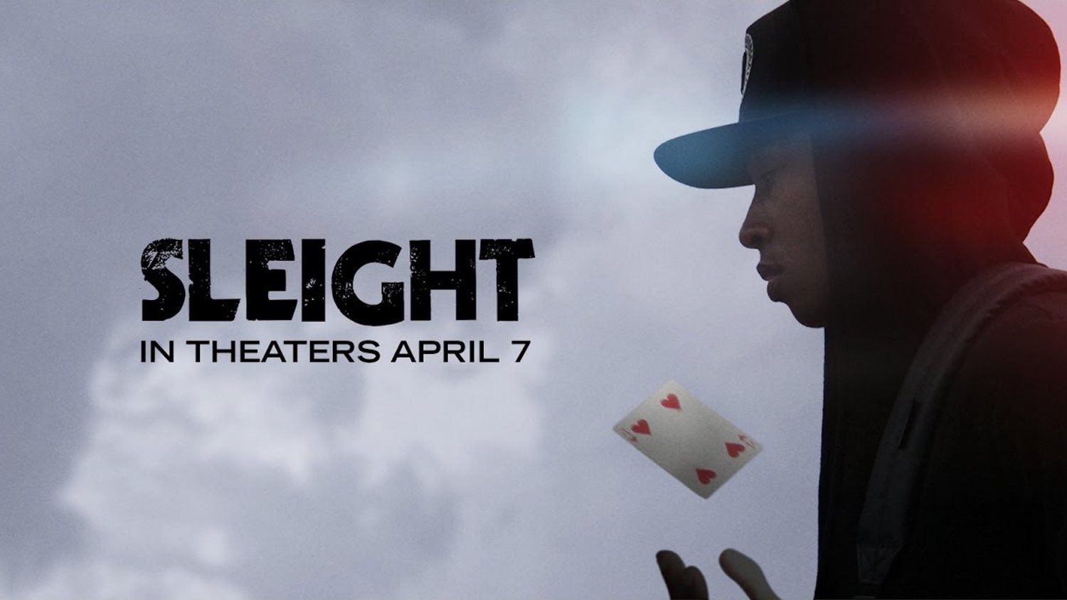 Cool New Trailer for the Heroic Magician Film SLEIGHT