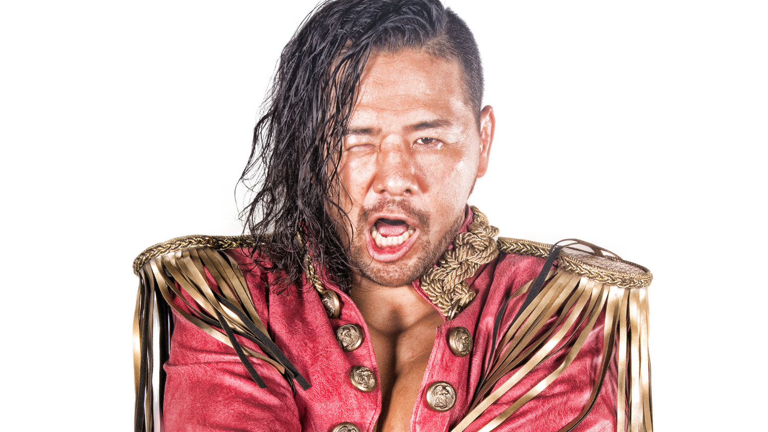 Get Hype For WRESTLEMANIA With This Awesome Metal Version Of Shinsuke Nakamura's Theme