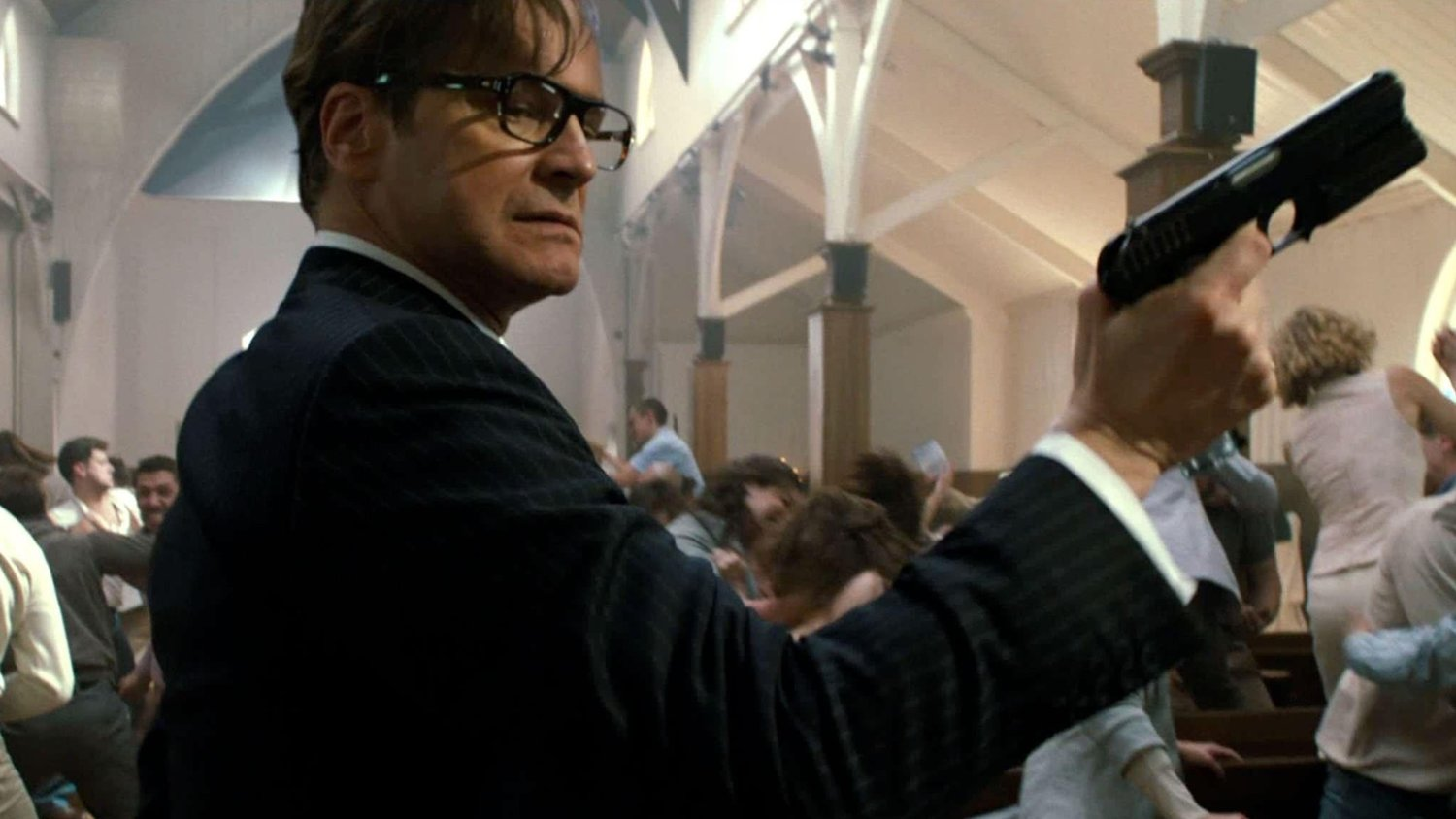 Teaser Poster and First Synopsis Released for KINGSMAN: GOLDEN CIRCLE