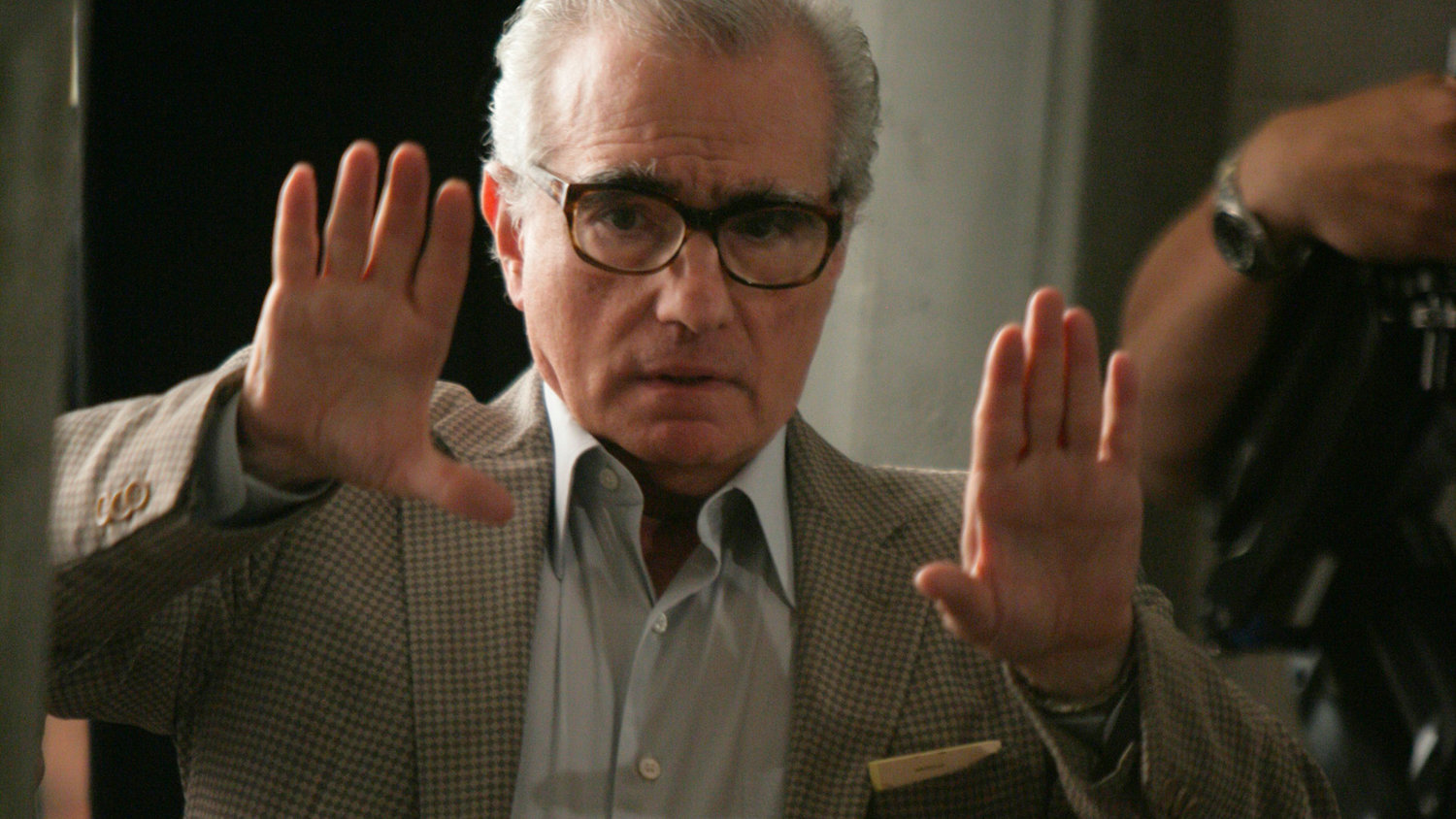 Analyzing Martin Scorsese's Cameos in His Own Movies