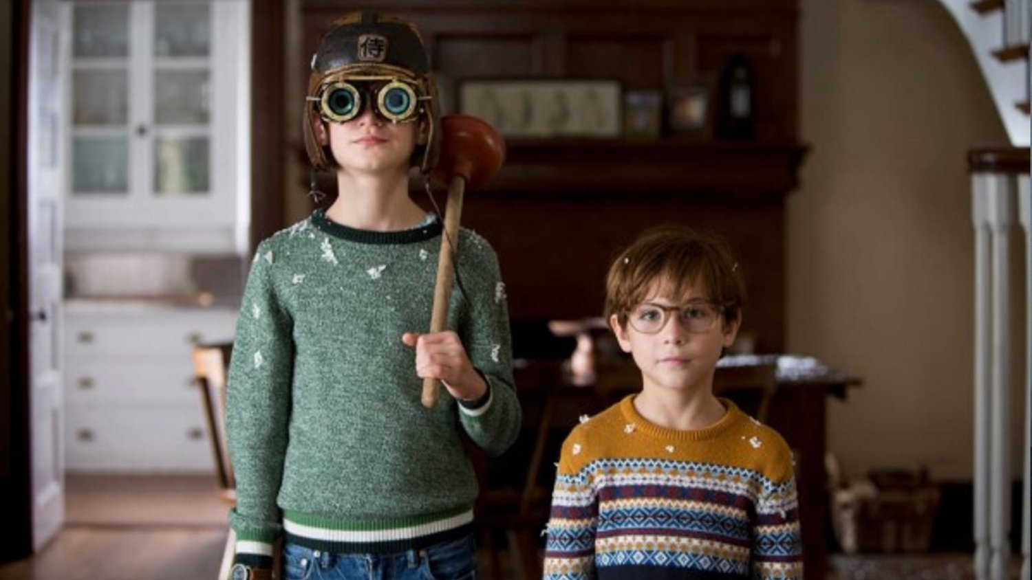 Intense Trailer for the Fantastic-Looking Adventure Thriller THE BOOK OF HENRY