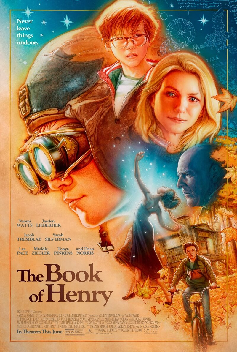 Intense First Trailer for the Fantastic-Looking Thriller THE BOOK OF HENRY1