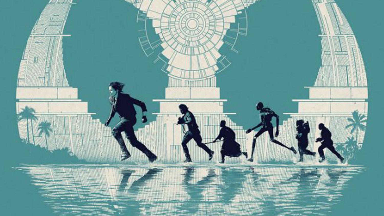 Alternate Poster for ROGUE ONE Designed by Artist Matt Ferguson