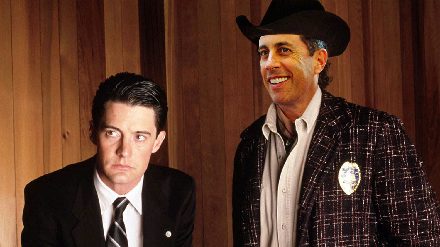 This TWIN PEAKS/SEINFELD Theme Mash Up Works Surprisingly Well