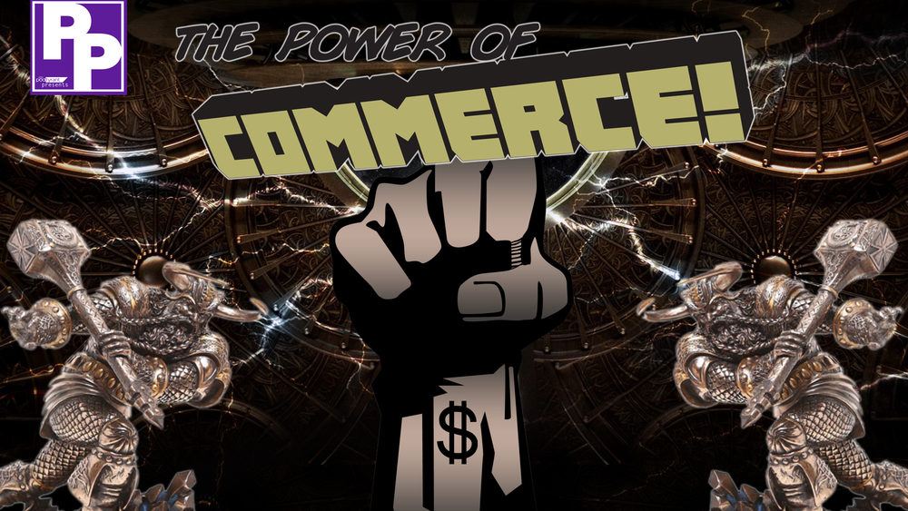 PodTyrant Presents: The Power of Commerce
