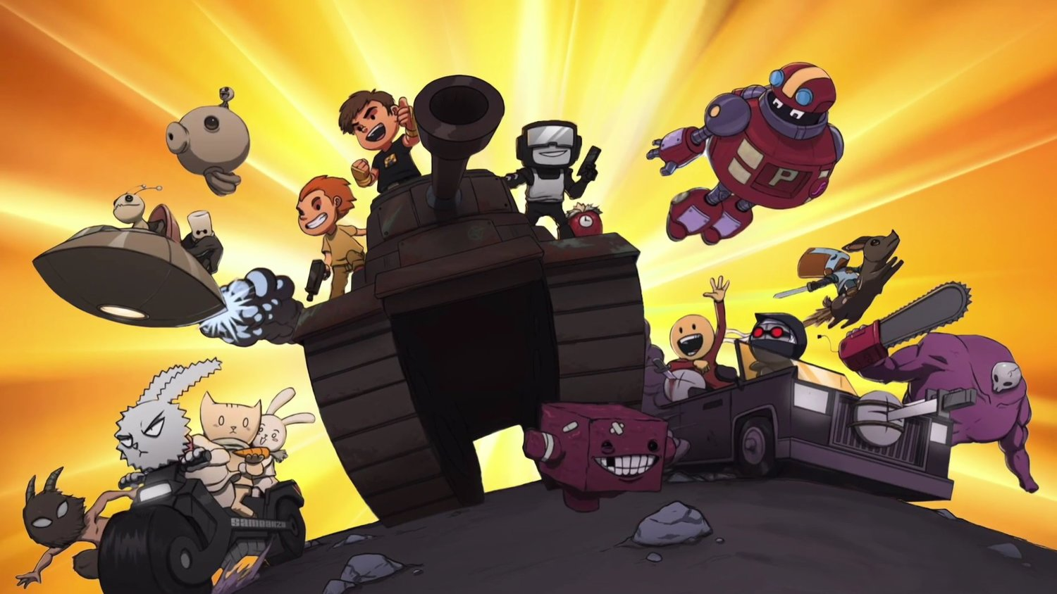 Video Explains How Newgrounds Inspired a Generation of Animation