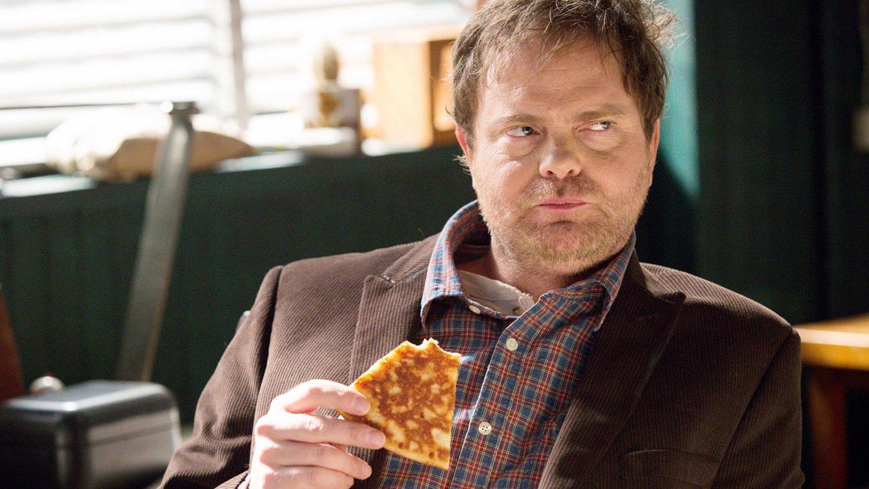 STAR TREK: DISCOVERY Casts THE OFFICE's Rainn Wilson as Intergalactic Criminal Harry Mudd