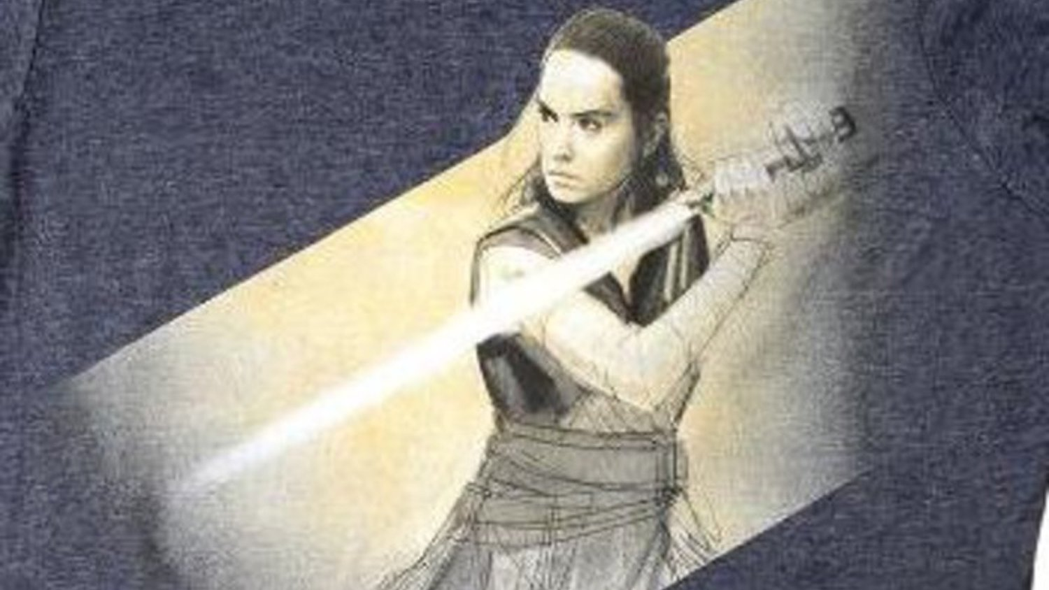 Promo Art For STAR WARS: THE LAST JEDI Shows Us Rey's New Look