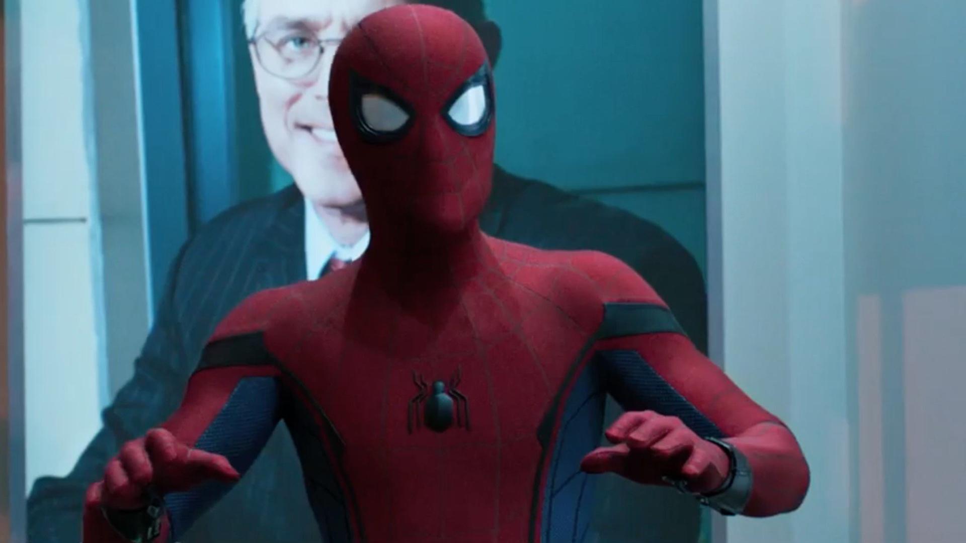 Resultado de imagem para spider-man technology