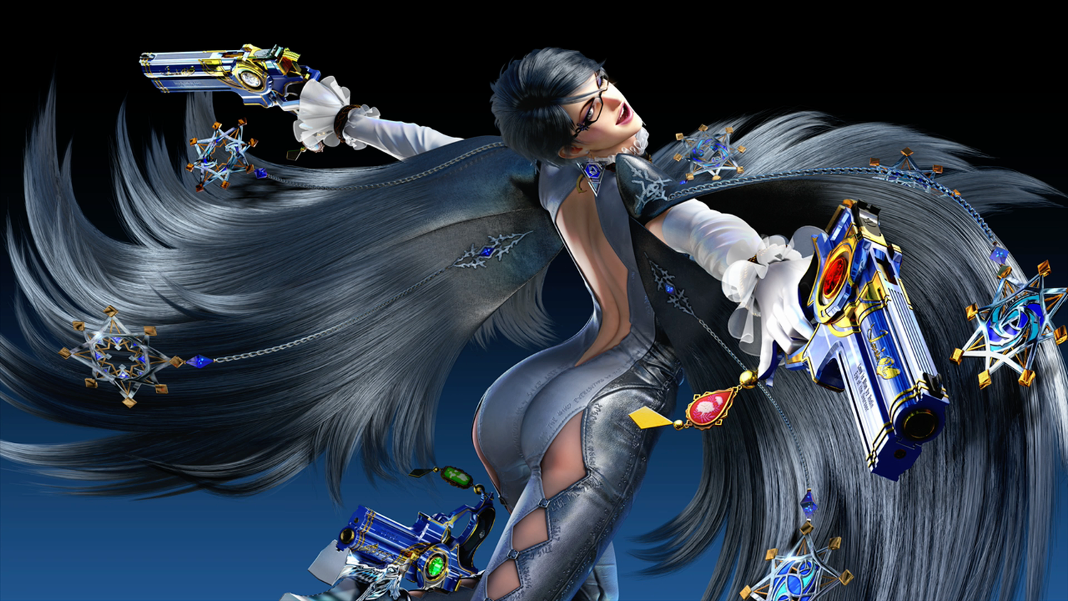 Sega Has Launched A Countdown For A BAYONETTA Announcement