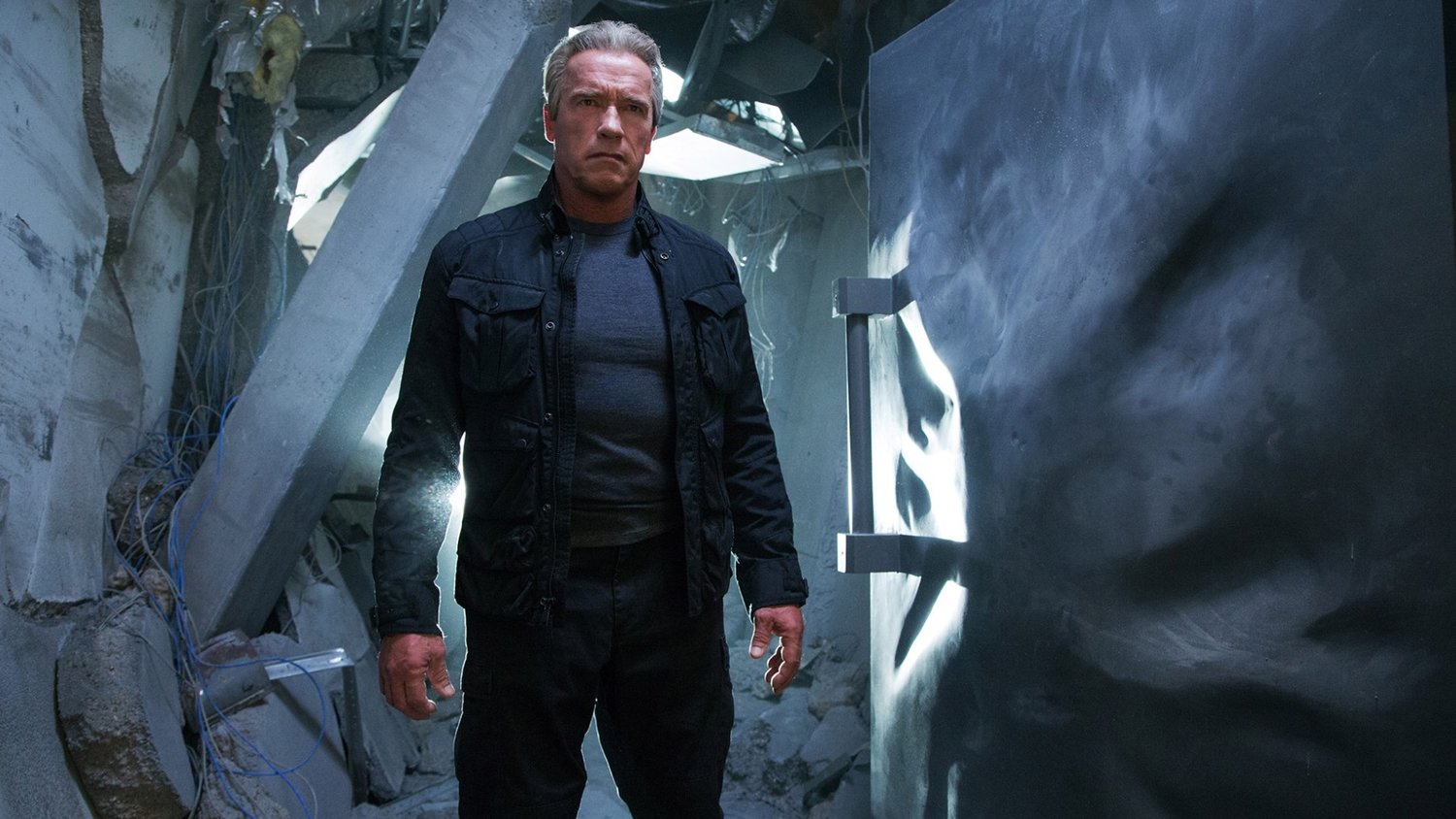 Arnold Schwarzenegger isn't Done with the TERMINATOR Franchise Yet