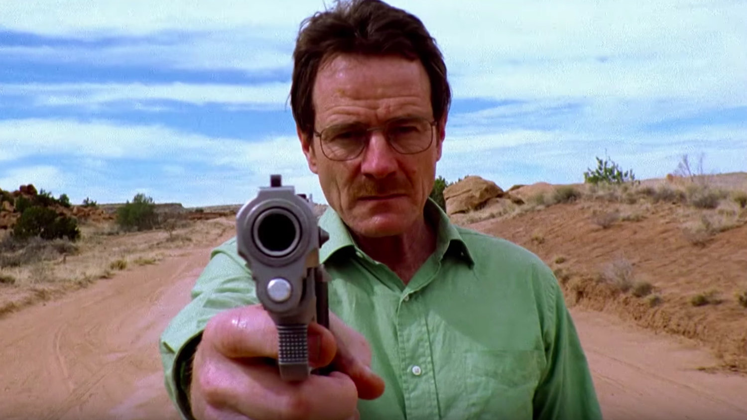 How Vince Gilligan Perfectly Set Up All of BREAKING BAD in the Pilot Episode