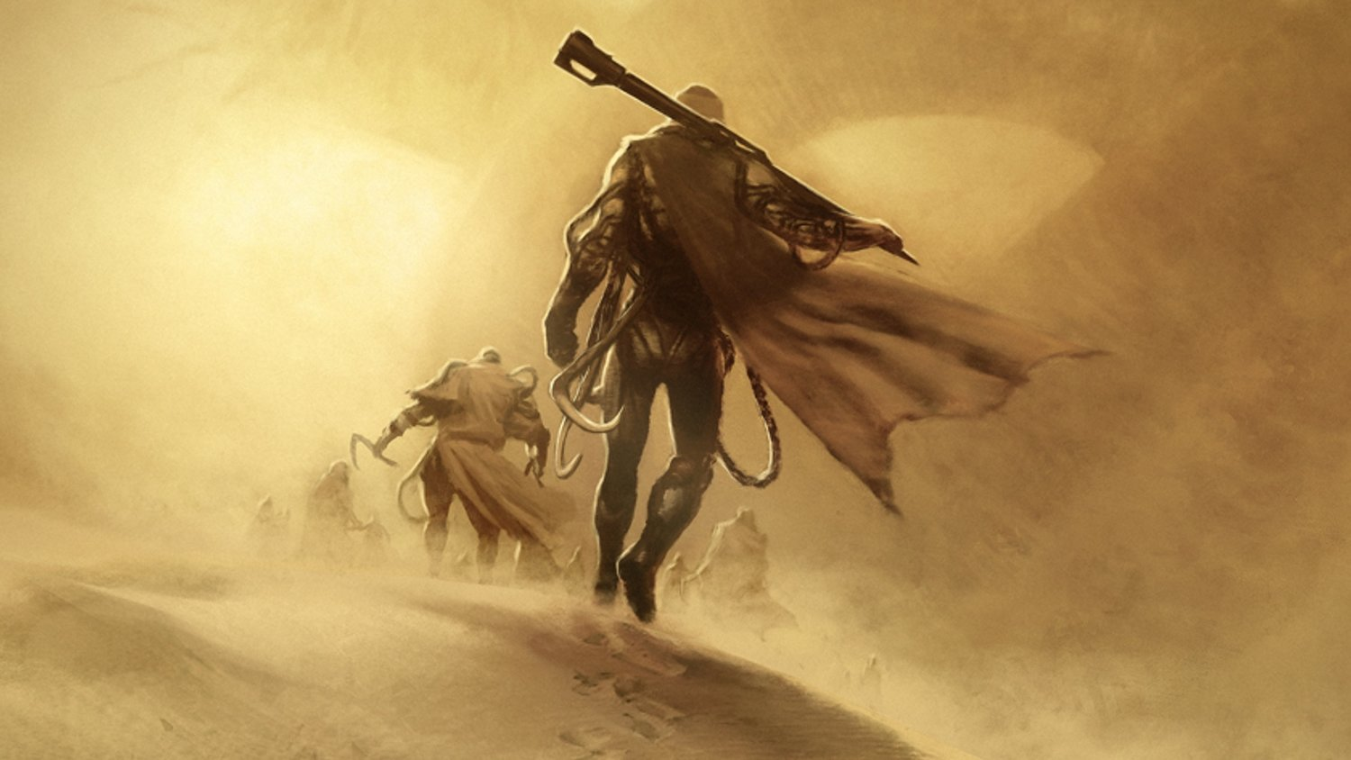 The Upcoming DUNE Adaptation will be written by FORREST GUMP Writer Eric Roth
