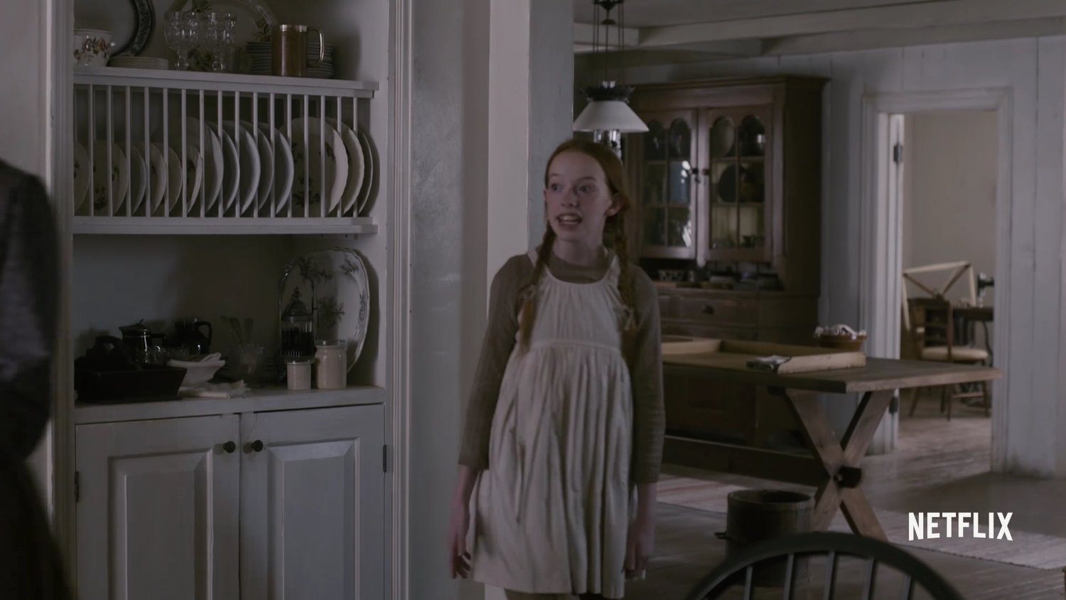 First Trailer For Netflix ANNE OF GREEN GABLES Adaptation ANNE