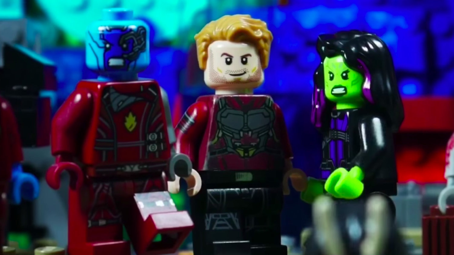 Newest GUARDIANS OF THE GALAXY VOL. 2 Trailer Gets the LEGO Treatment