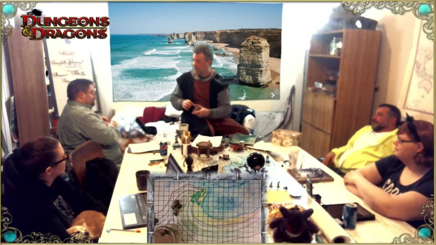 Paladin Gets Pissed During DUNGEONS & DRAGONS Session And Attacks
