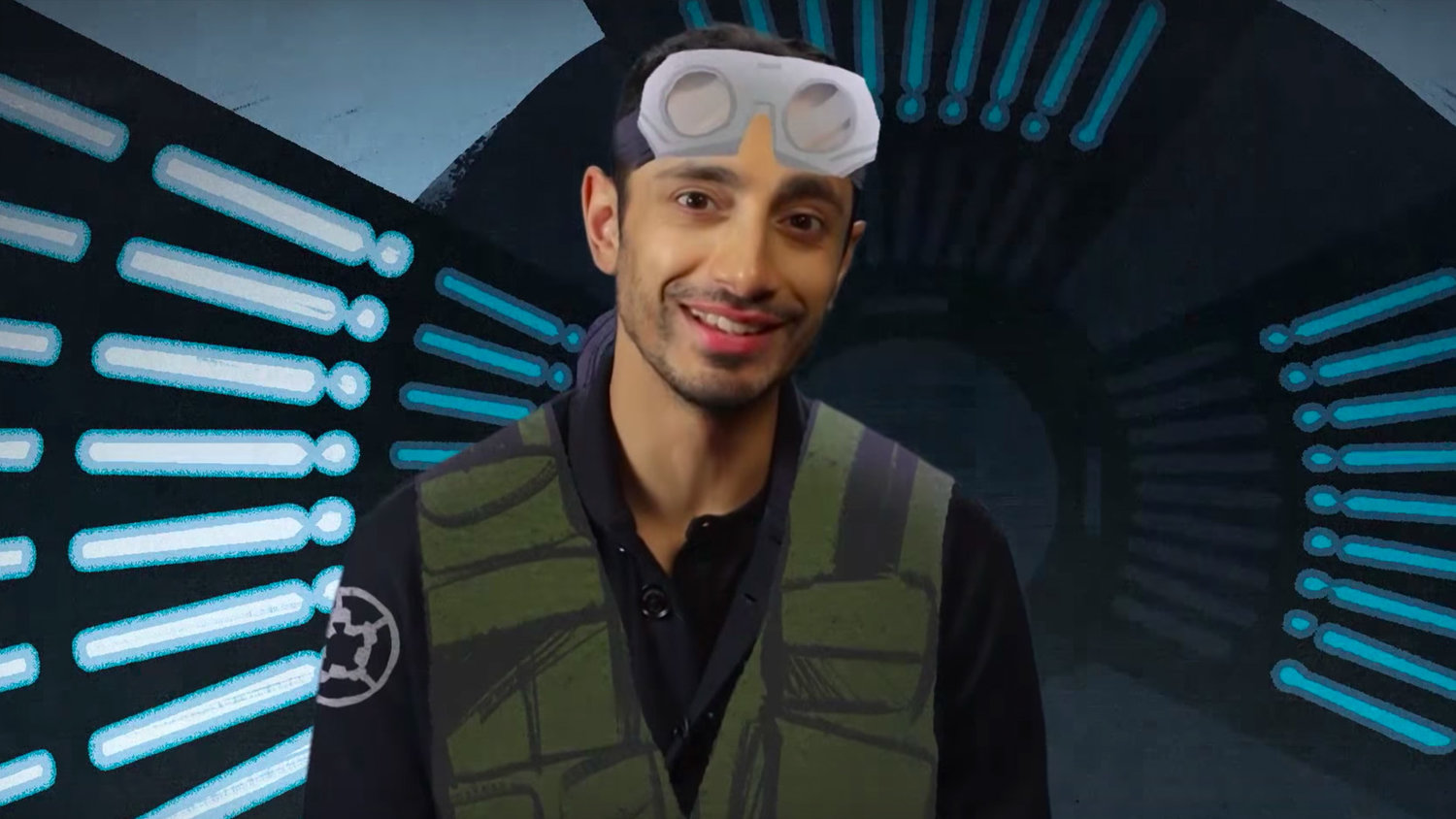 Riz Ahmed Talks About His First Day Filming ROGUE ONE: A STAR WARS STORY