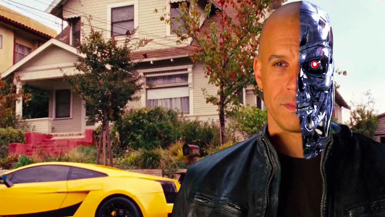 Video: Is Dominic Toretto a TERMINATOR?
