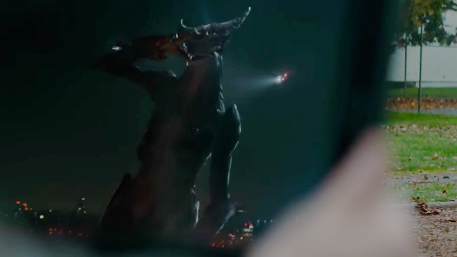 Anne Hathaway Shows off Her Kaiju Dance Skills in Funny Clip for COLOSSAL