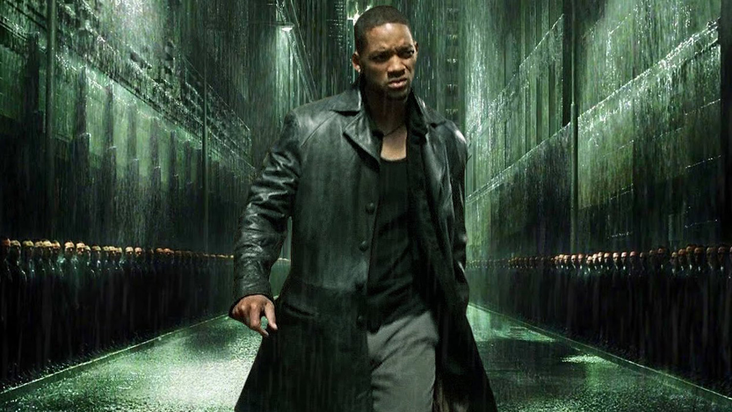 Here's What THE MATRIX Would Have Looked Like If Will Smith Played Neo