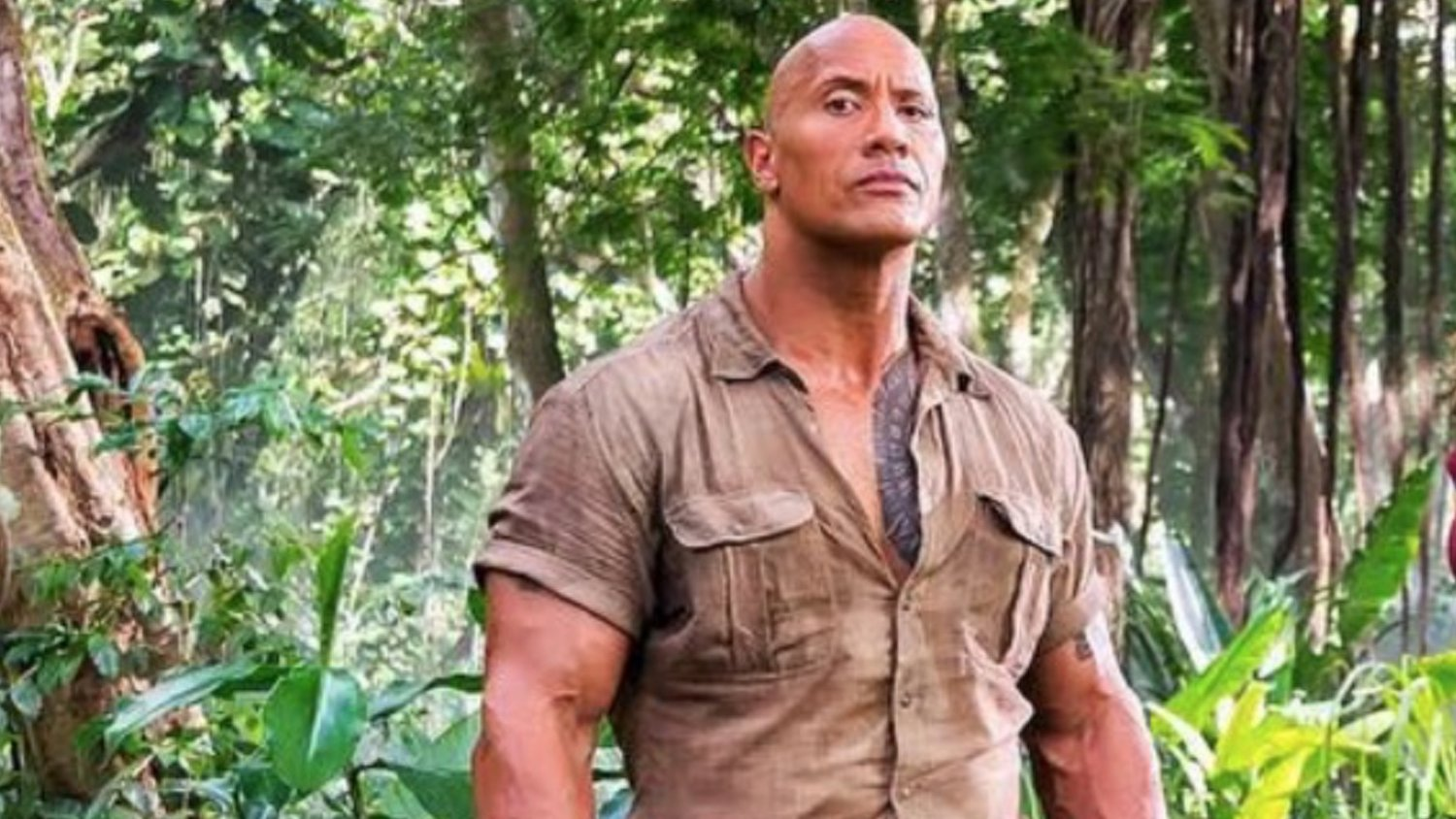 Disney is Moving Forward with Dwayne Johnson's JUNGLE CRUISE Movie