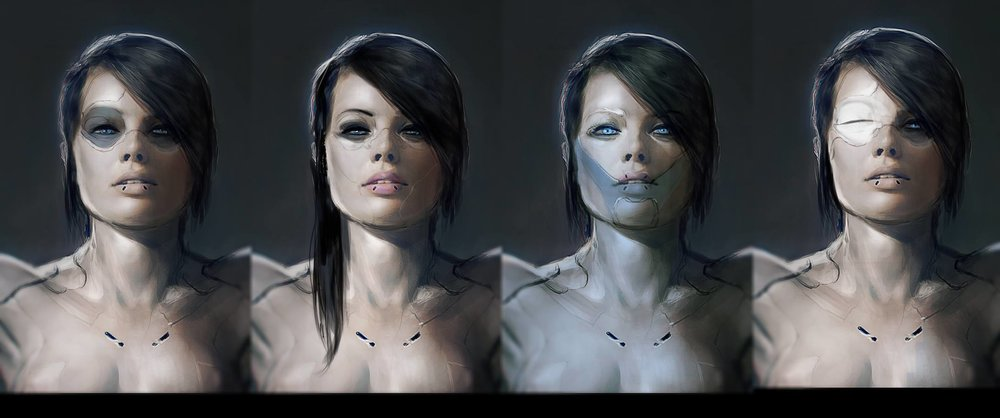 early-concept-art-for-ghost-in-the-shell-shows-margot-robbie-as-the-major5