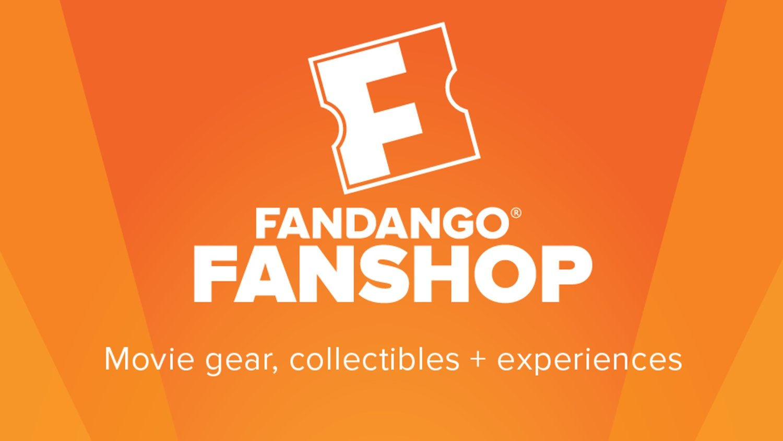 Fandango Launches a FanShop Where Fans Can Buy Cool Movie Merchandise