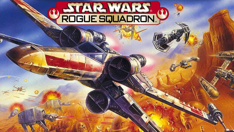 Retro Review: STAR WARS ROGUE SQUADRON