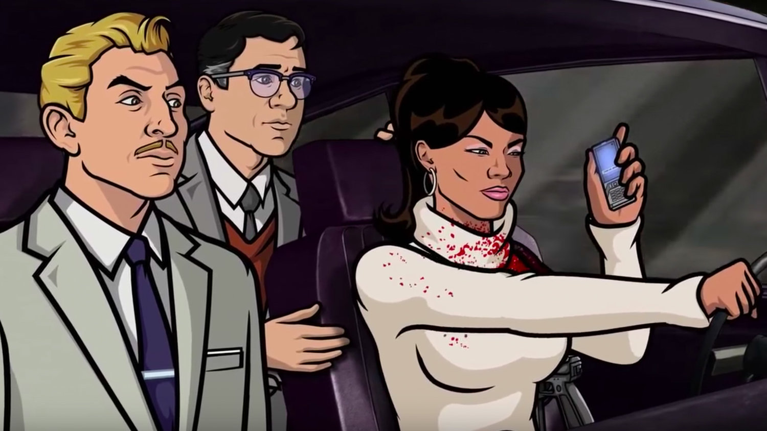 Supercut: The Evolution of ARCHER's Elaborate Voicemail Hoaxes