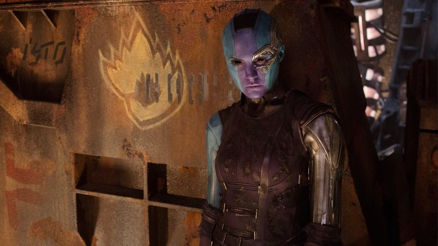 New GUARDIANS OF THE GALAXY VOL. 2 Spot Focuses on Gamora and Nebula's Sibling Rivalry