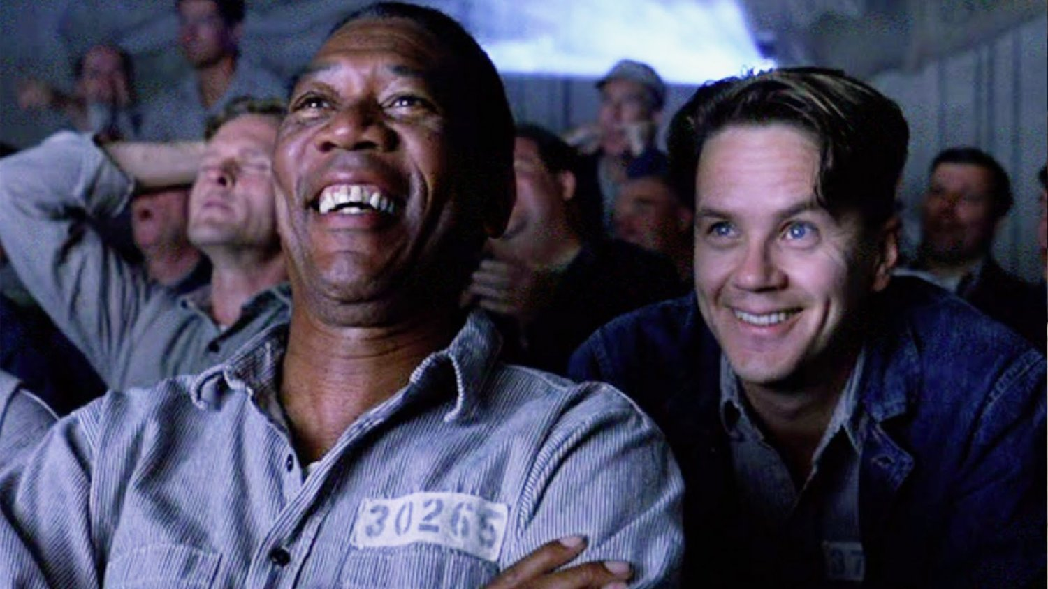 Morgan Freeman Explains Why THE SHAWSHANK REDEMPTION Tanked at The Box Office
