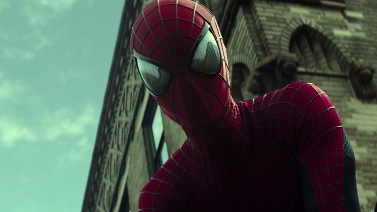 Here's What Spider-Man Looks Like as a Stalker