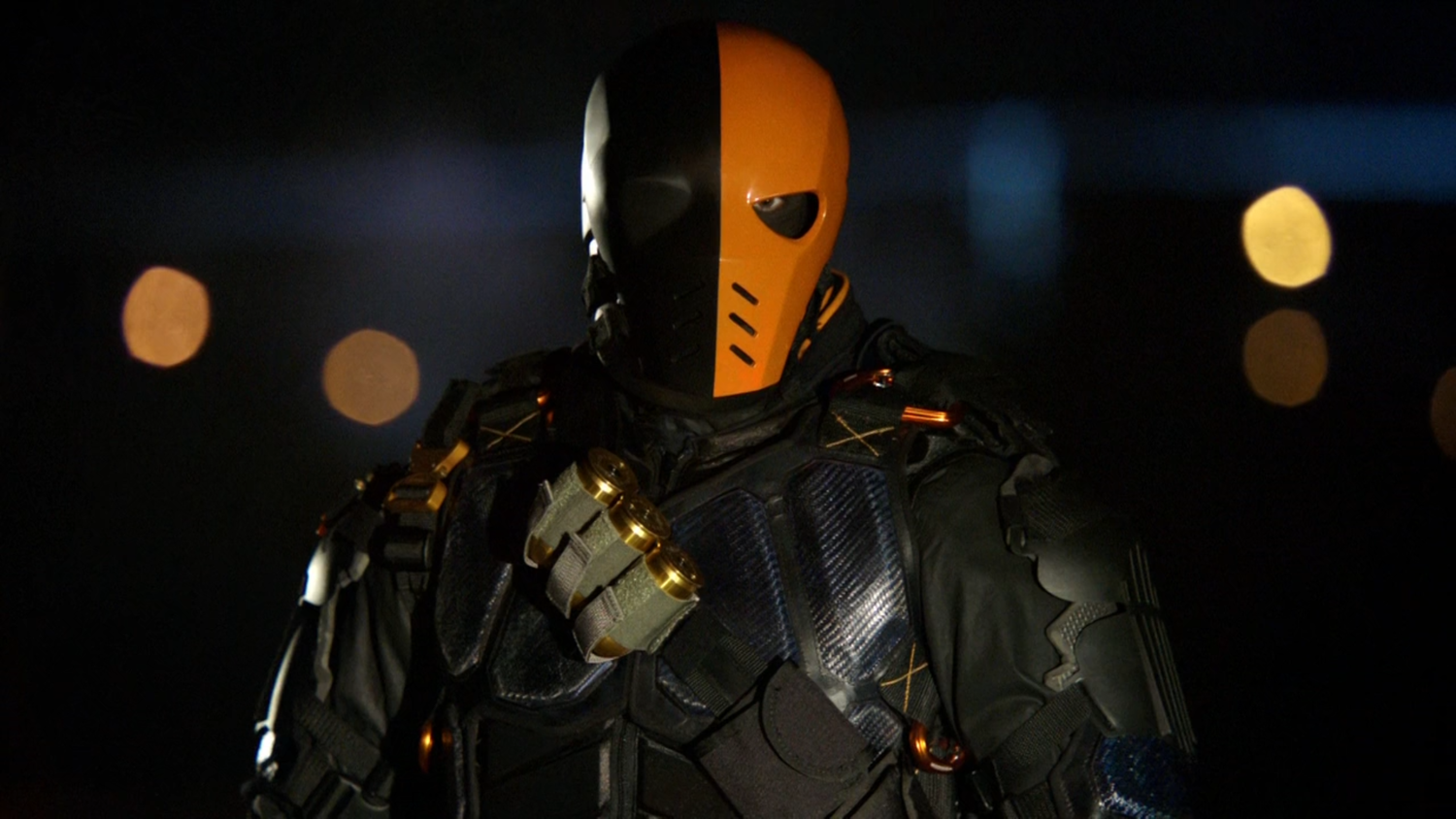 Manu Bennett Returning As DEATHSTROKE To The DC Television Shows