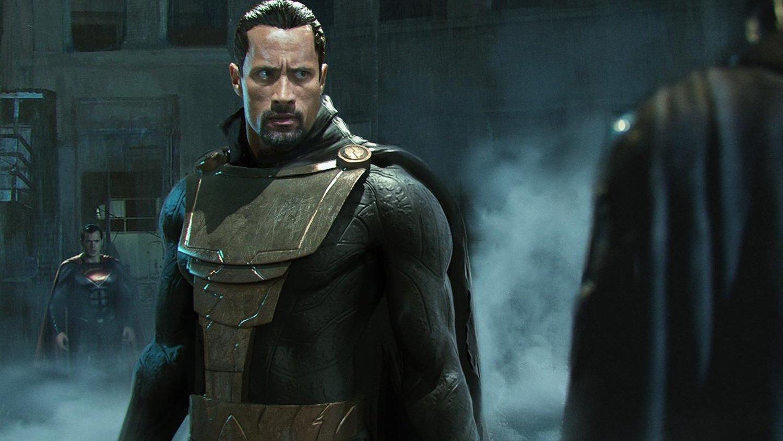 Will Dwayne Johnson's Black Adam Be the Main Villain in MAN OF STEEL 2?