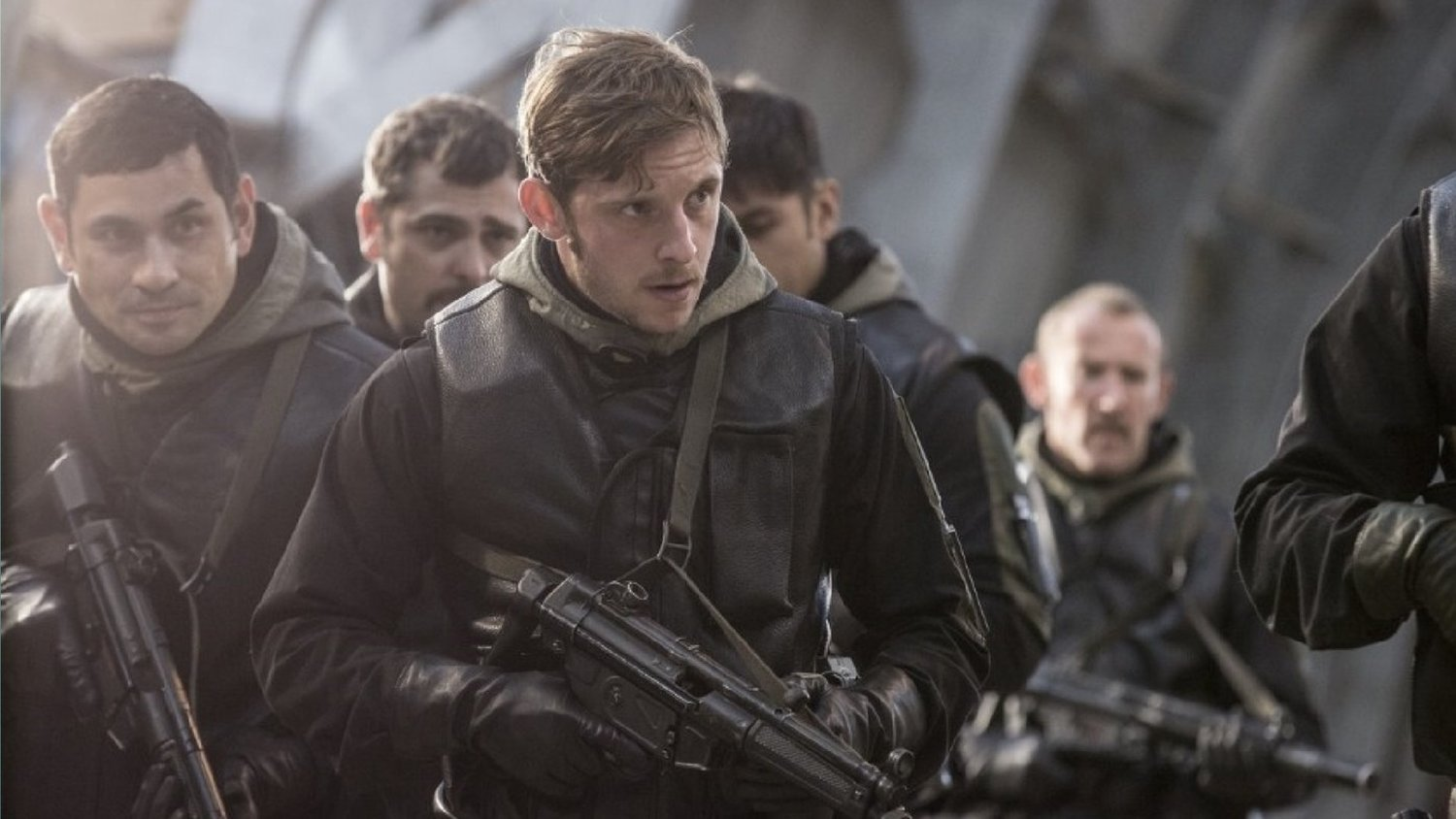 Thrilling First Trailer For The War Film 6 Days With Jaime Bell And Mark Strong Geektyrant