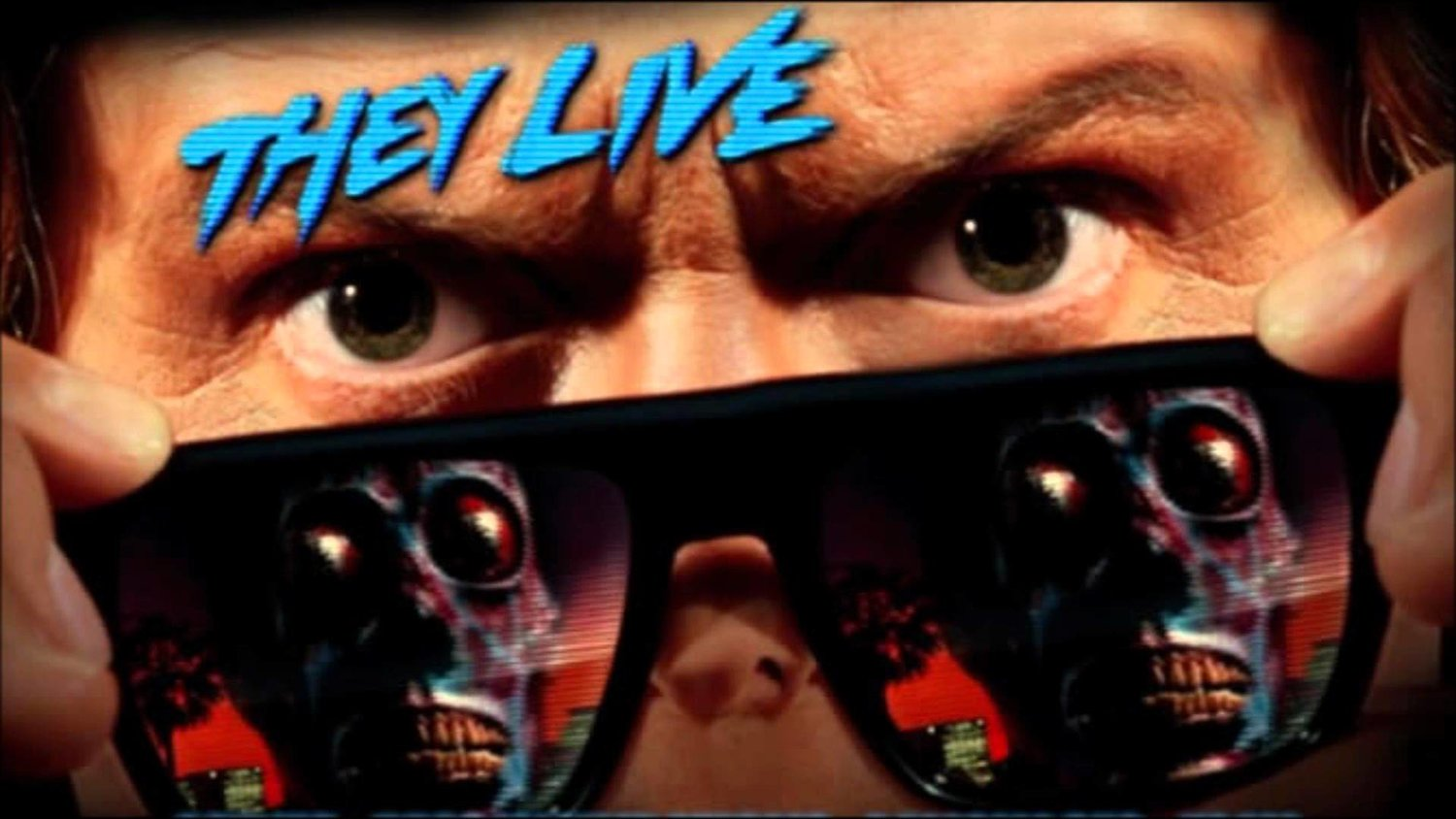 Rock Through The Day With This Toe Tapping THEY LIVE Remix