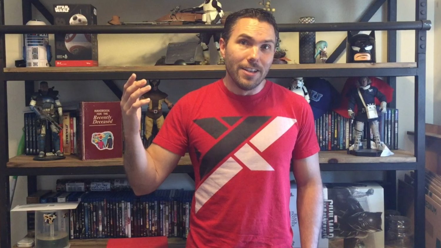 I'm Excited to Announce My GROWING UP GEEK Video Blog!