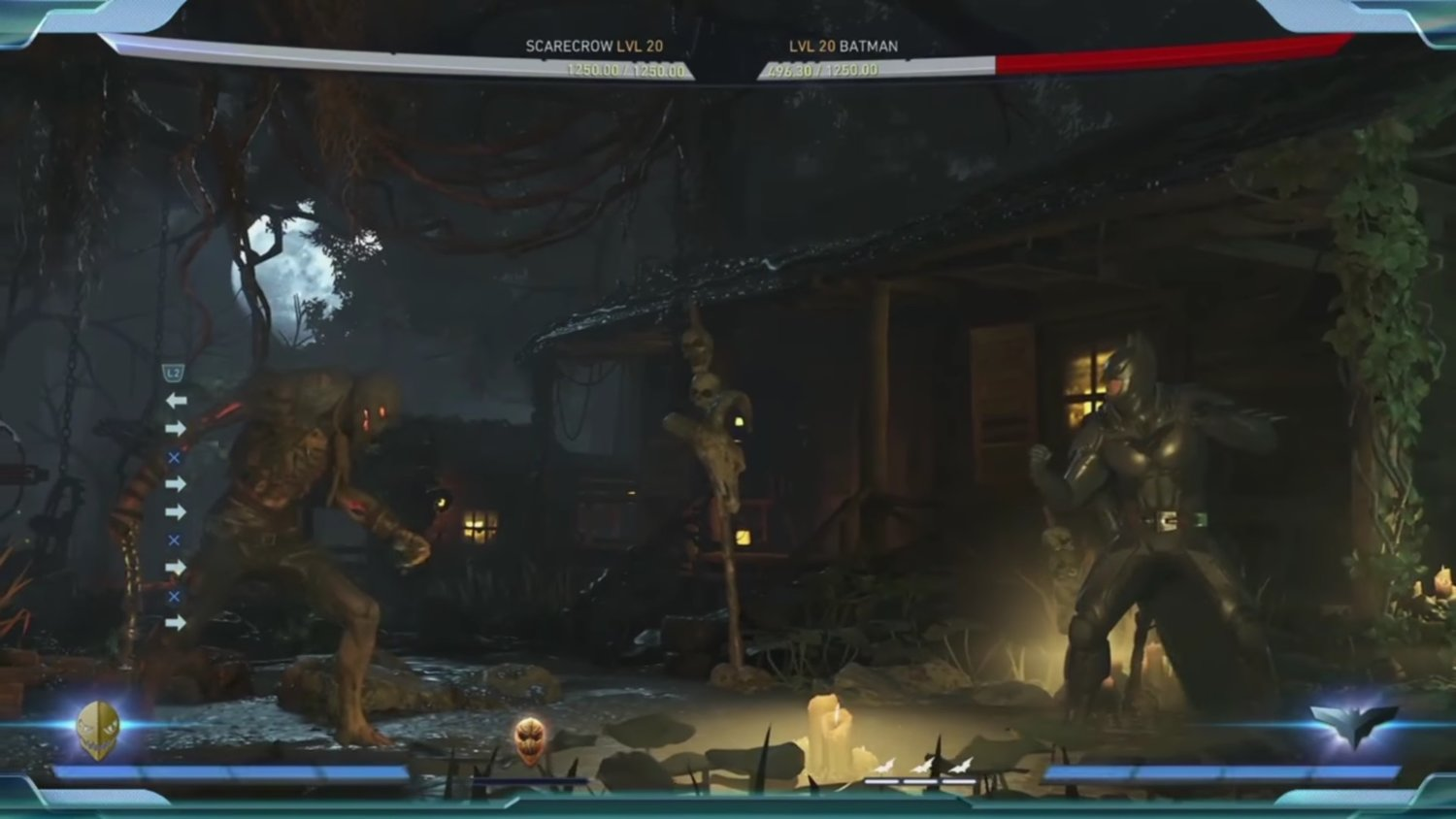 Scarecrow's INJUSTICE 2 Moveset Is Incredible