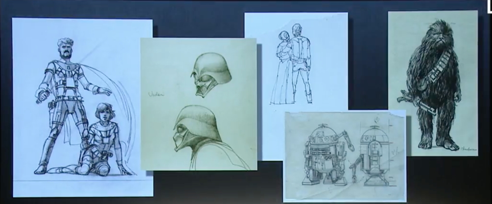 george-lucas-reveals-early-concept-art-for-star-wars-and-why-he-cast-mark-hamill-as-luke-skywalker1