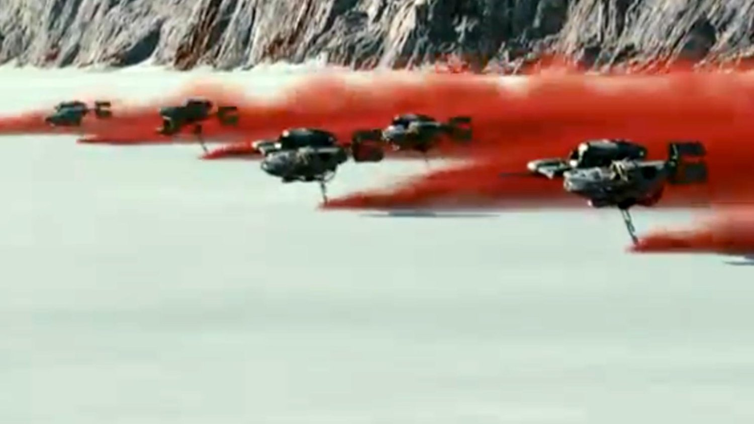 Details Revealed on a New Planet Being Introduced in STAR WARS: THE LAST JEDI