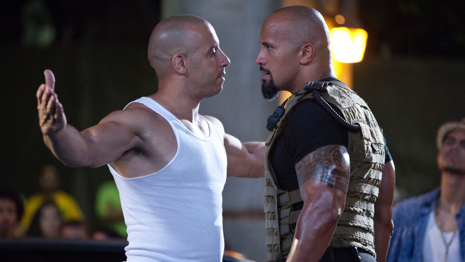 Vin Diesel Was Furious About a Secret Scene Shot For FATE OF THE FURIOUS and it Was Cut From the Film