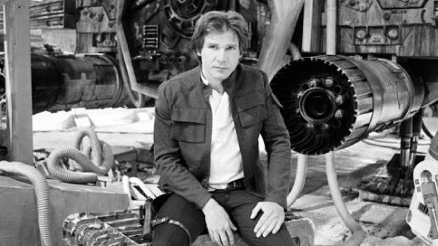 Harrison Ford Reveals The True Story of How He Was Cast As Han Solo in STAR WARS